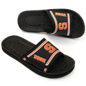 Youth Syracuse Orange Slide Sandals