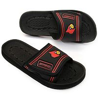 Youth Louisville Cardinals Slide Sandals