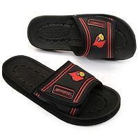 Youth Louisville Cardinals Slide Sandals