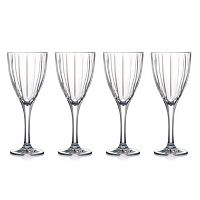 Celebration Crystal Hi Line 4-pc. Goblet Set