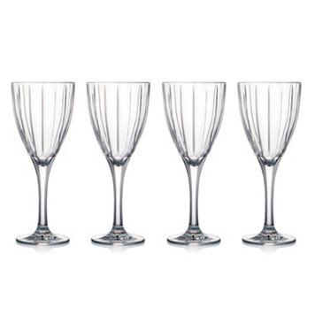 Celebration Crystal Hi Line 4-pc. Goblet Set