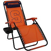 College Covers Syracuse Orange Zero Gravity Chair