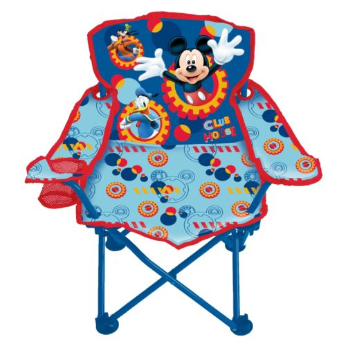 Disney Mickey Mouse and Friends Fold 'n Go Chair by Kids Only