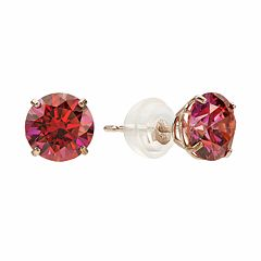 Renaissance Collection 10k White Gold 1 4/5-ct. T.W. Stud Earrings - Made with Swarovski Zirconia