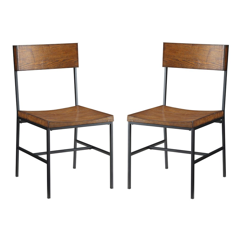 Carolina Cottage Berkshire 2-pc. Dining Chair Set