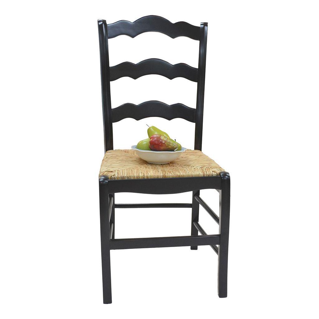Carolina Cottage French Ladder Back Chair
