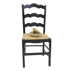 Carolina Cottage French Ladder Back Chair