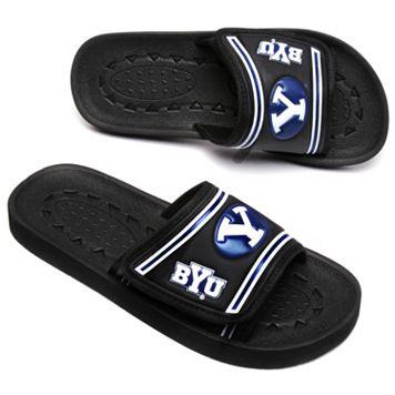 Adult BYU Cougars Slide Sandals