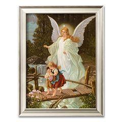 Art.com 'Heilige Schutzengel' Framed Art Print