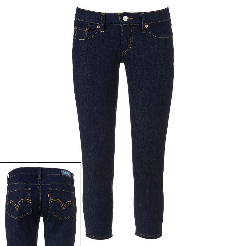 Levi's 524 Skinny Crop Jeans - Juniors