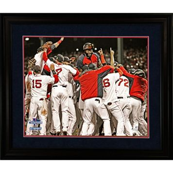 Steiner Sports Boston Red Sox 2013 World Series Champions Celebration 8