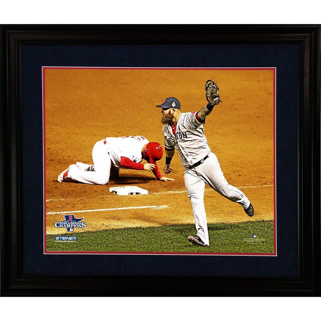 Steiner Sports Boston Red Sox 2013 World Series Champions Key Moment 8