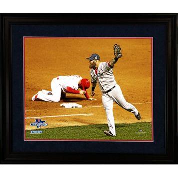 Steiner Sports Boston Red Sox 2013 World Series Champions Key Moment 16