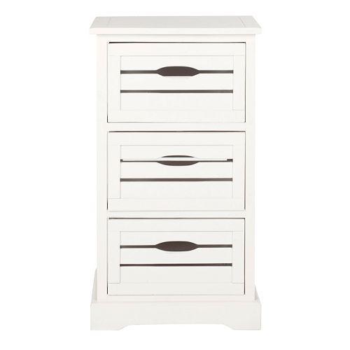 Safavieh Samara 3-Drawer Cabinet