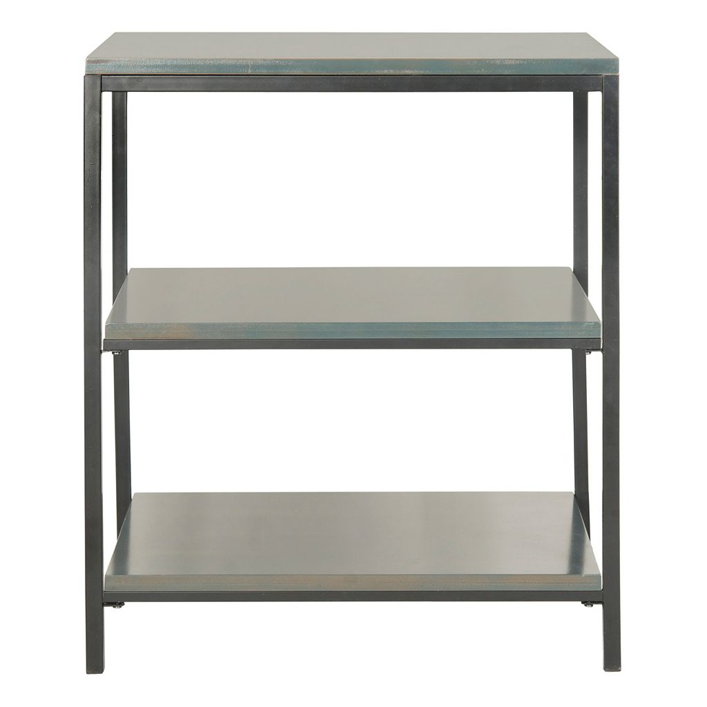 Safavieh Zeke 3-Shelf Storage Tower