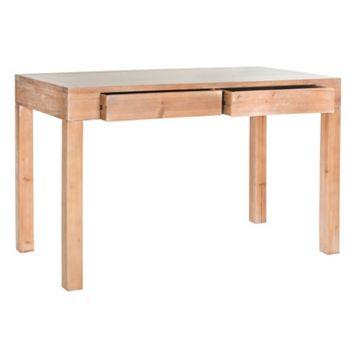 Safavieh Carmella Honey Finish Desk