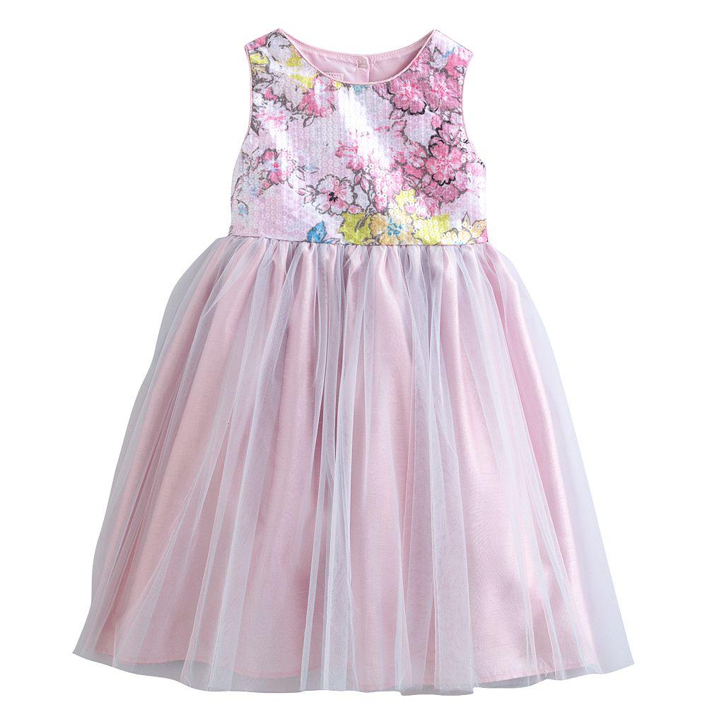 Marmellata Classics Sparkle Ballerina Dress - Toddler