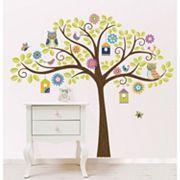 WallPops Hoot & Hangout Wall Decals