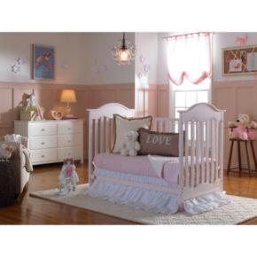 Fisher-Price Charlotte 3-in-1 Convertible Crib