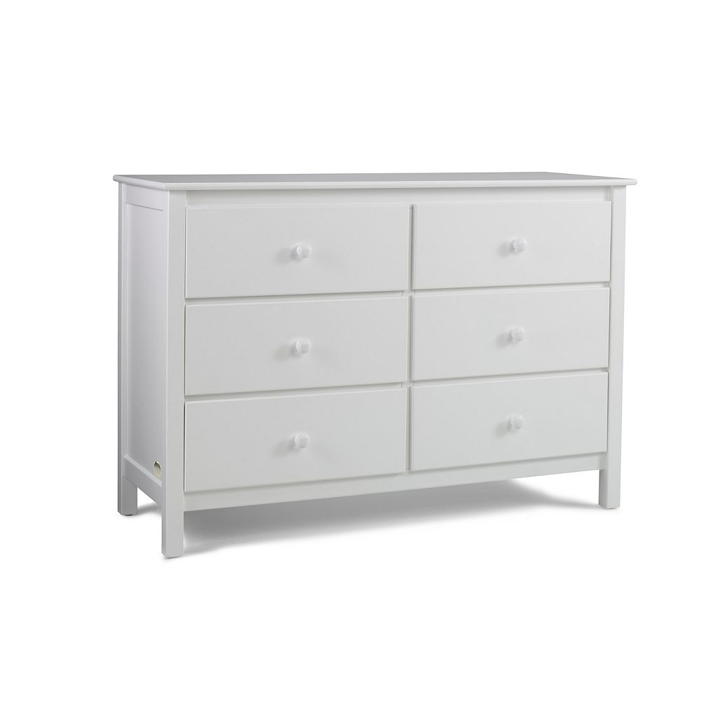 Fisher-Price® RTA Double Dresser