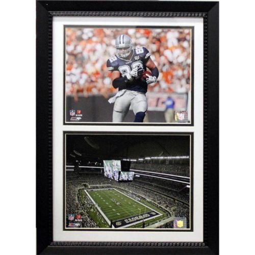 Dallas Cowboys Jason Witten Double Custom Frame