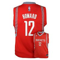 Boys 8-20 adidas Houston Rockets Dwight Howard Jersey