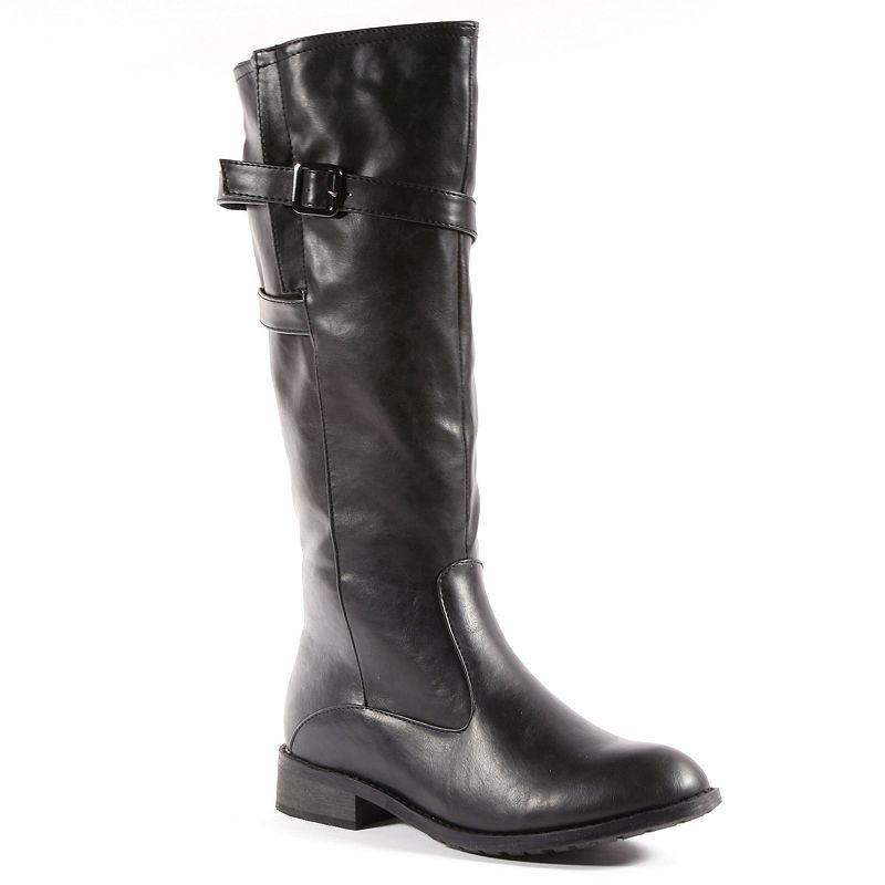 Bucco Cybil Tall Boots - Women