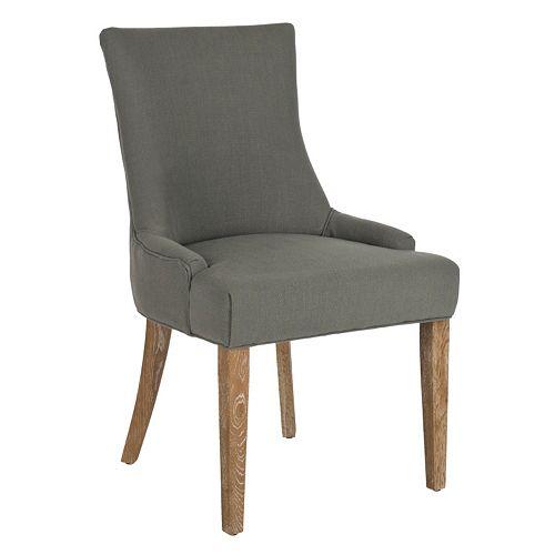 Safavieh Lester Granite 2-pc. Dining Chair Set