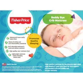 Fisher-Price Beddy Bye Crib Mattress