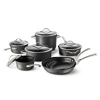 Calphalon Contemporary Nonstick 12 pc Hard-Anodized Cookware Set