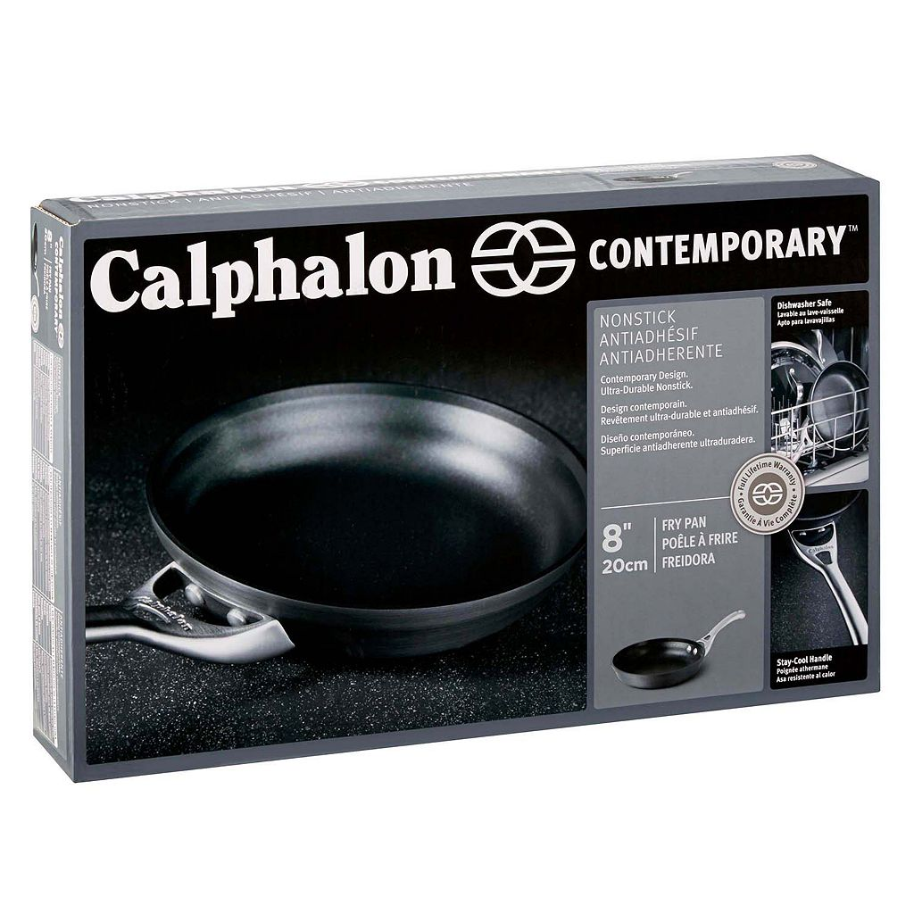 Calphalon Contemporary Nonstick 8-in. Hard-Anodized Omelet Pan