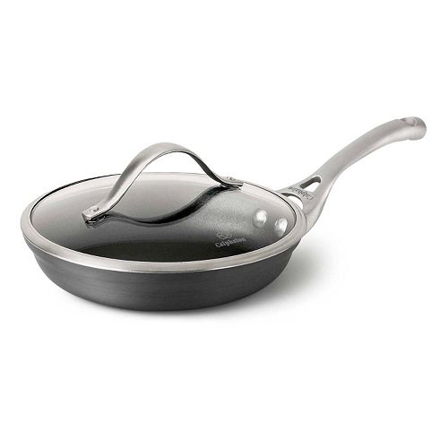 Calphalon Contemporary Nonstick 8-in. Hard-Anodized Covered Omelet Pan