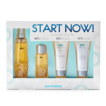 PUR Start Now! Skincare Edition Gift Set