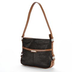 Stone & Co. Lacie Leather Shoulder Bag