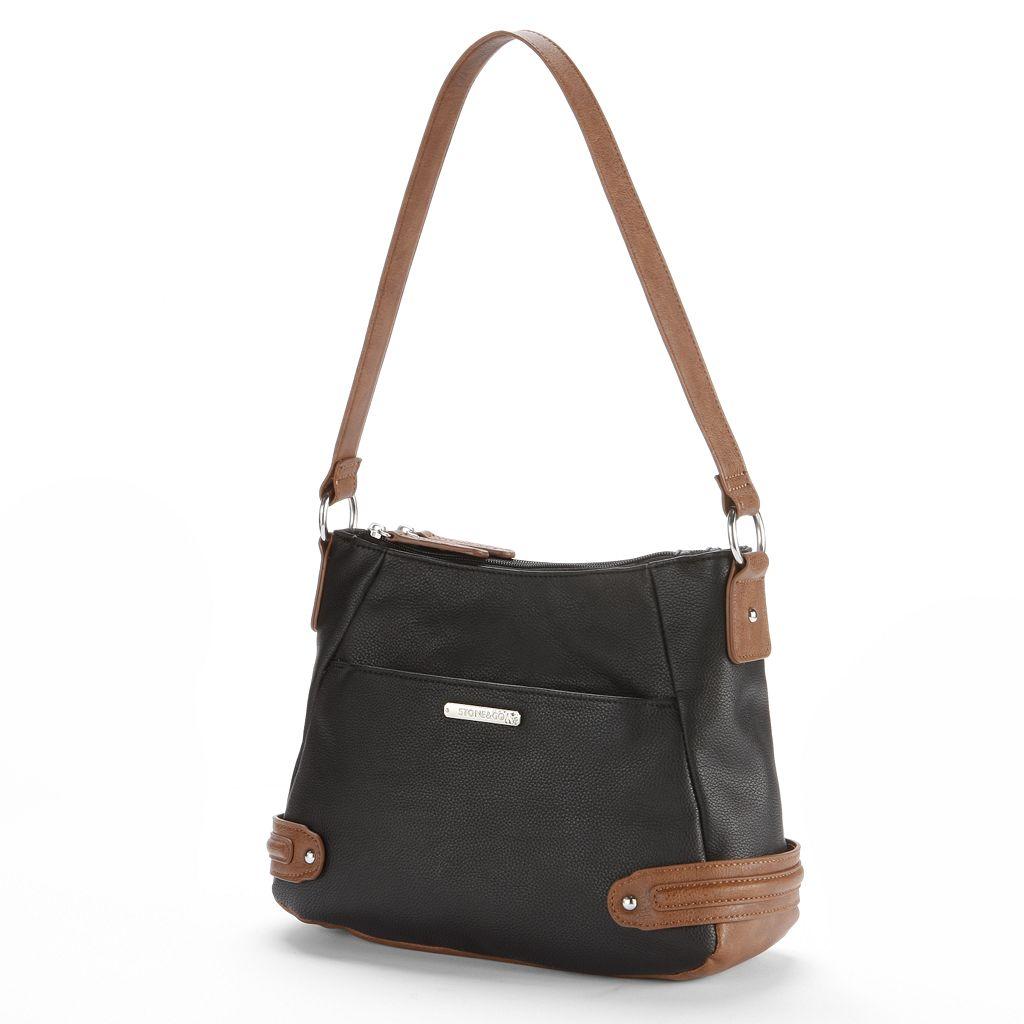 Stone & Co. Catrina Leather Shoulder Bag