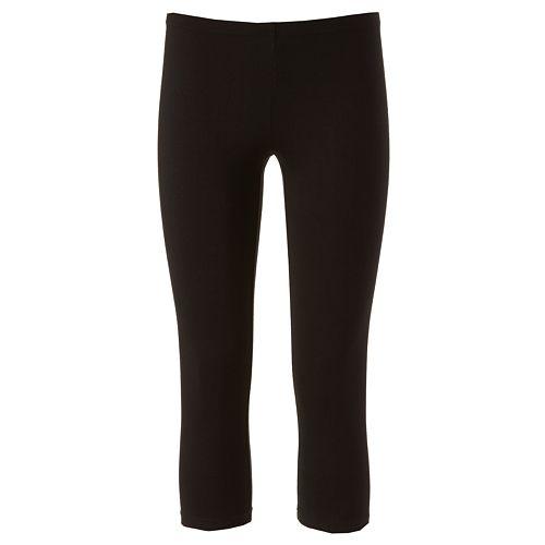 LC Lauren Conrad Solid Capri Leggings - Women's