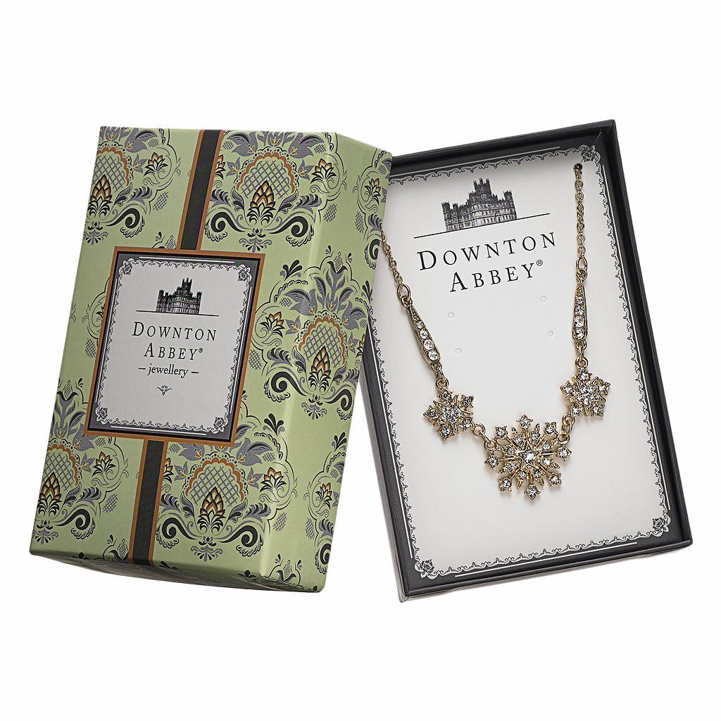 Downton Abbey Starburst Necklace