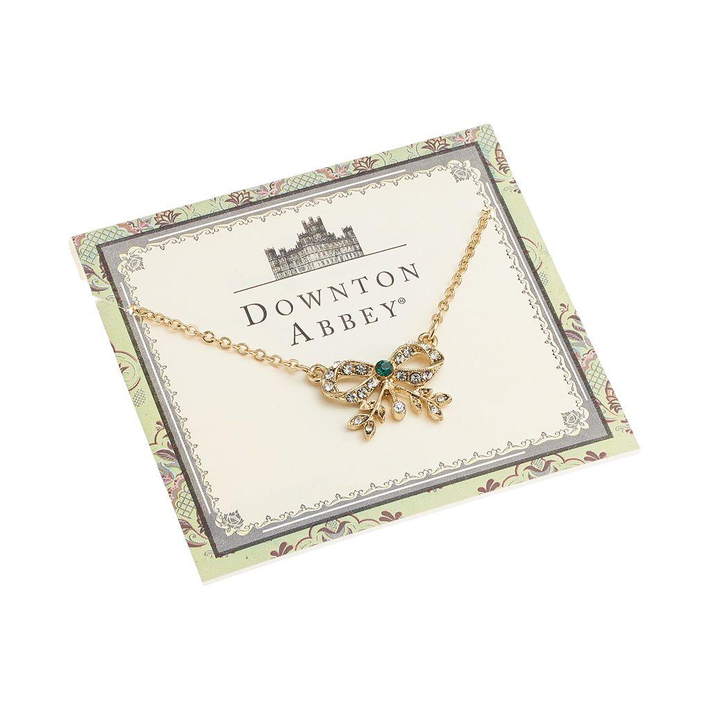 Downton Abbey Bow Collar Necklace