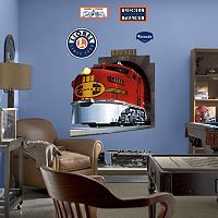 Fathead Lionel Santa Fe Train Tunnel Wall Decals