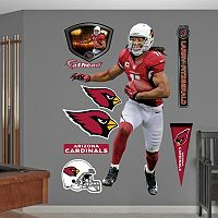 Fathead Arizona Cardinals Larry Fitzgerald Wall Decals