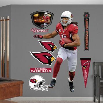 Fathead Arizona Cardinals Larry Fitzgerald Wall Decals