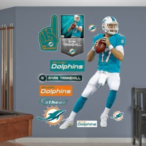 Fathead Miami Dolphins Ryan Tannehill Wall Decals