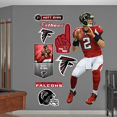 Fathead Atlanta Falcons Matt Ryan Wall Decals