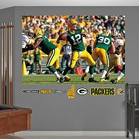 Fathead Green Bay Packers Aaron Rodgers 8 pc Wall Decals