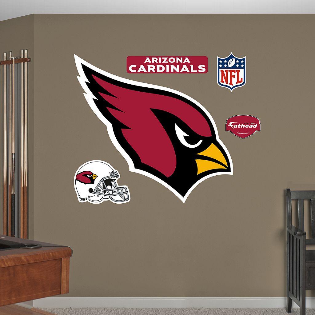 Fathead Arizona Cardinals Logo Wall Decals