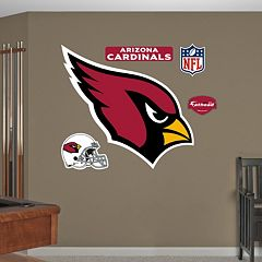 Fathead Arizona Cardinals Logo Wall Decals