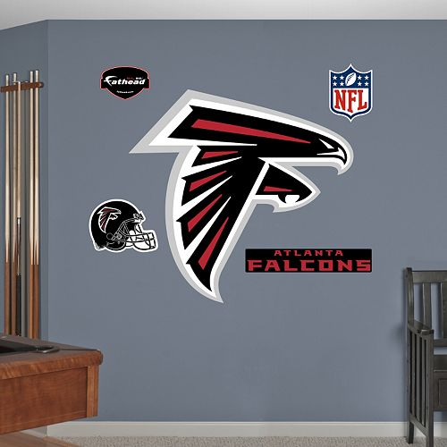 Fathead Atlanta Falcons Logo Wall Decals
