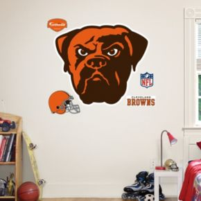 Fathead Cleveland Browns Logo Wall Decals