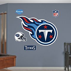 Fathead Tennessee Titans Logo Wall Decals