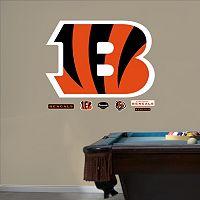 Fathead Cincinnati Bengals Logo Wall Decals